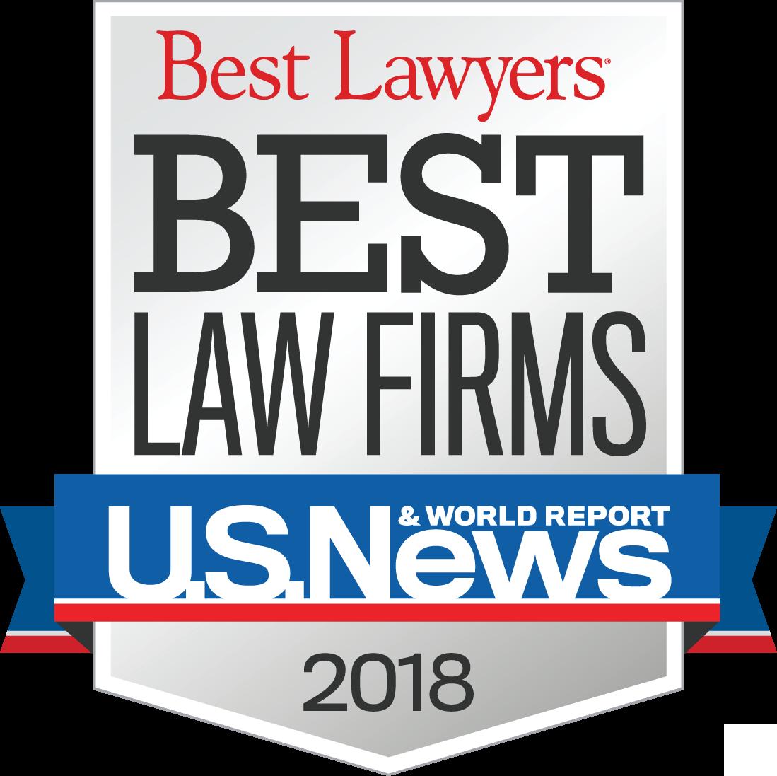 Rolf Goffman Martin Lang LLP Best Law Firm 2018