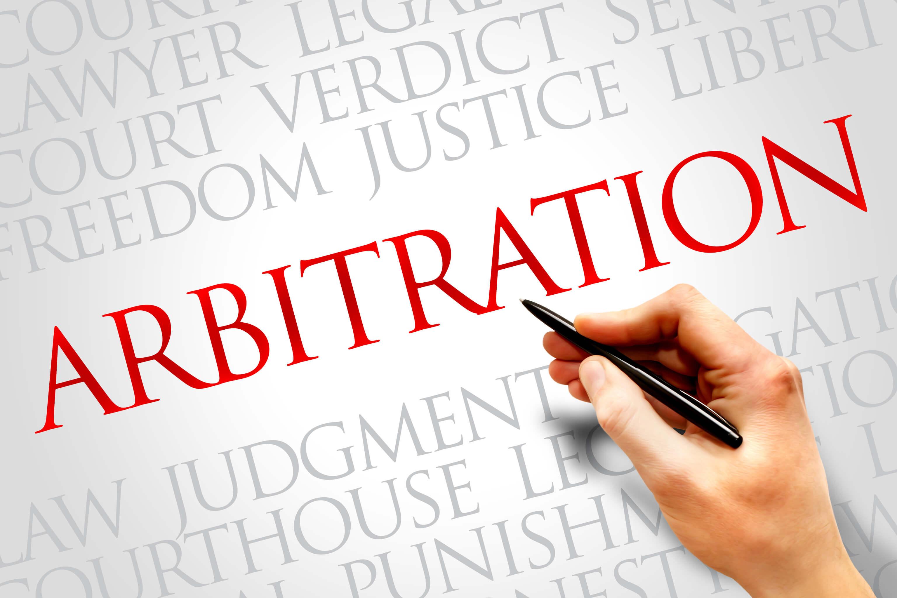 SNF Arbitration